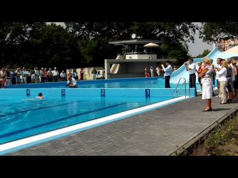 opening Aquadrome Enschede