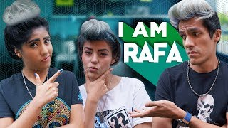 BEING RAFA FOR A DAY | POLLENIOSIOS VLOGS