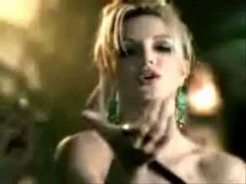 Britney & Rui Da Silva (Video Mash)  - Touch Me