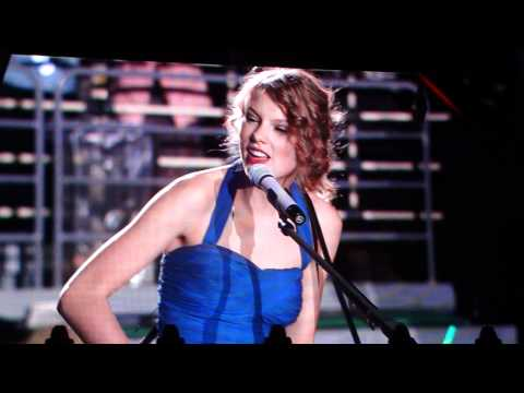 Fearless & I'm Yours - Taylor Swift Live in Seoul (HD)