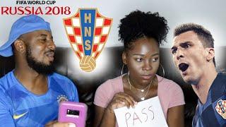 Smash Or Pass: Croatia 2018 World Cup Team