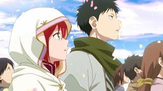Anime - Akagami No Shirayukihime Song - Hana No Uta Music & Lyrics: 川江美奈子 (Kawae Minako) Vocals: ユリカ/花たん (Yurica/Hanatan) TRANSLATION ...
