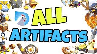 Egg Inc - All Artifacts (Basic Guide) screenshot 3