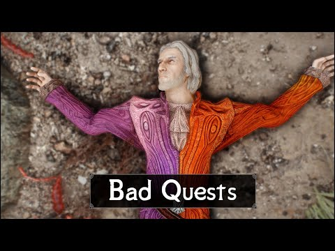 Skyrim: Top 5 Quests And Moments We Hate In The Elder Scrolls 5: Skyrim