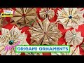 Magical Origami Ornaments