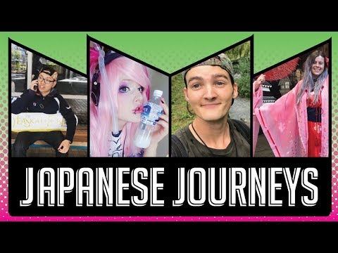 Japanese Learners Talk About Their Journey (ft. Endigo Skyborn, Kenzie Norris, and Tunglinhhh)