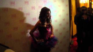 Rachel McCord Vegas Red Carpet.MP4