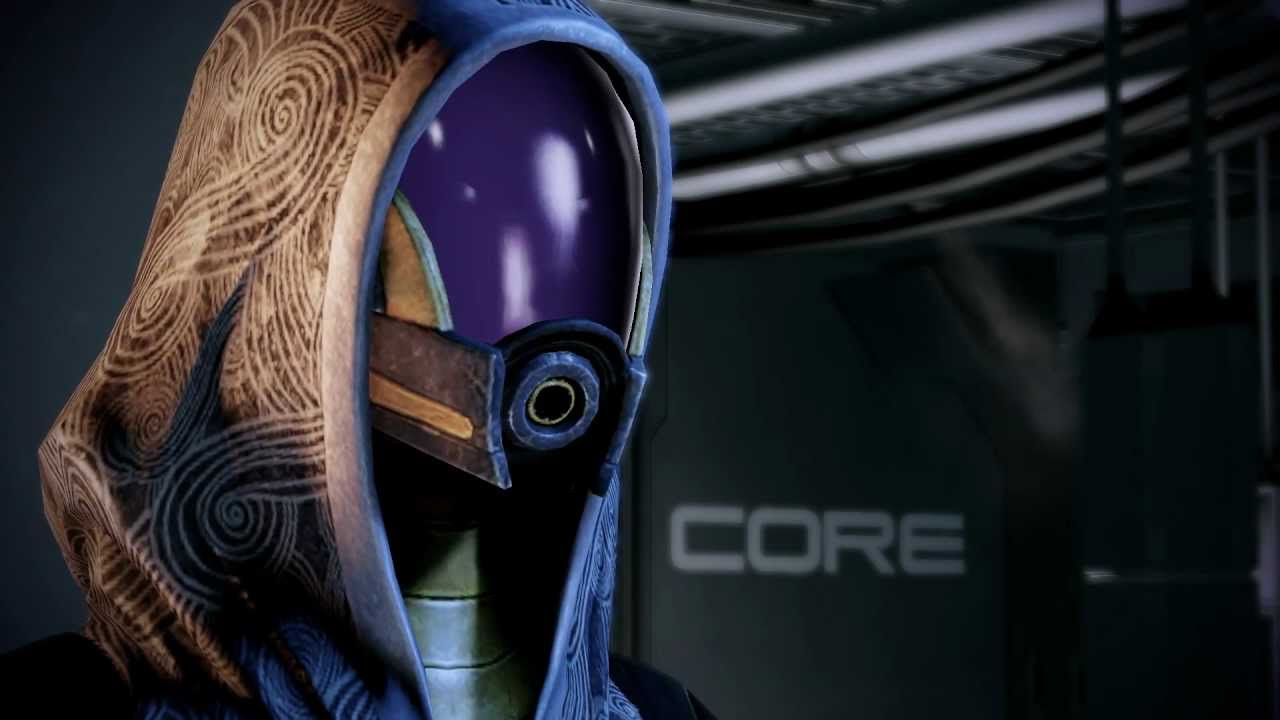 Mass Effect 2: Tali Romance #10: After The Suicide Mission