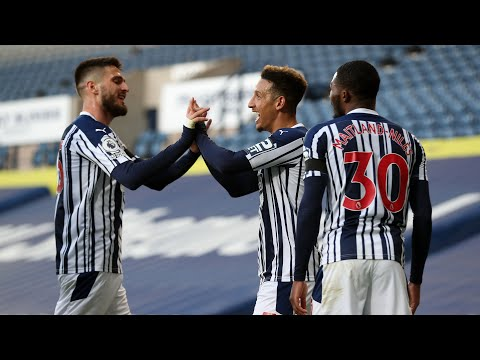 West Bromwich Albion v Southampton highlights