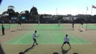 '16 関東学生ソフトテニス秋季リーグ 第2対戦 3-2 thumbnail