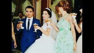 Узбекская свадьба!  Samarqand to`y  Bogi-shamol!!!