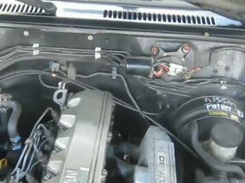 Nissan Patrol 2.8 GR TD 1992