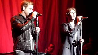 Josh Groban and Jai McDowall- To Where You Are...Glasgow