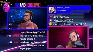 Rebroadcast of Apex Legends Stream - Come say to us Live at https://www.twitch.tv/hisandherslive