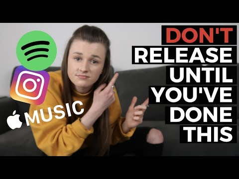 Don't Release Your Next Song Until You've Done These 10 Things | Music Promotion