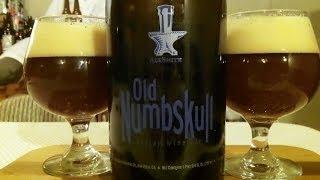 AleSmith Old Numbskull Barley Wine Ale ♦ 2012 Vintage ♦ (11% ABV) DJs BrewTube Beer Review #448