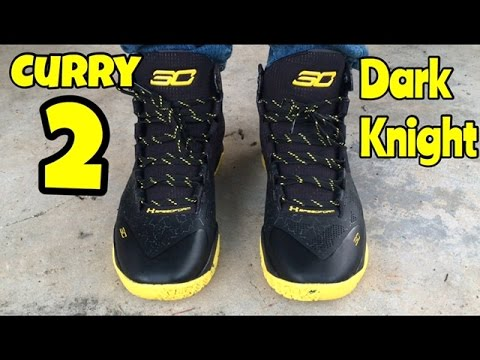 Under Armour Curry 2 from  ChampsSports on feet - YouTube 8116eea35