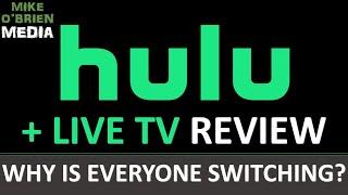 Hulu vs Hulu Live TV Honest Review