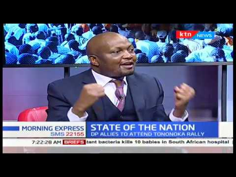 Moses Kuria face off with ODM\'s Edwin Sifuna, BBI politics taking center stage | STATE OF THE NATION