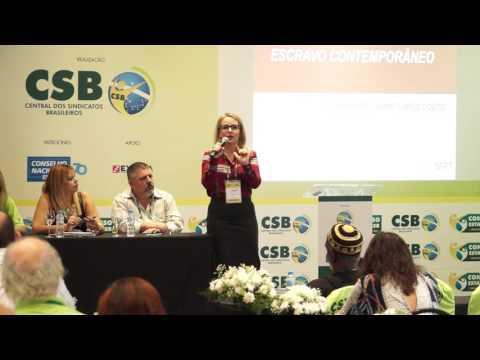 Palestra de Guadalupe Louro–  Congresso Estadual CSB Rio de Janeiro - 16 a 19 de maio   2017