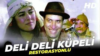 Deli Deli Küpeli | Kemal Sunal Türk Komedi Filmi Tek Parça (Restorasyonlu)