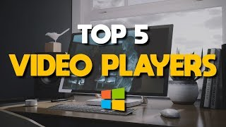 Top 5 Best FREE Video Players for Windows screenshot 1