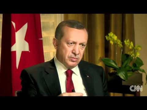 Fareed Zakaria interviews Turkish Prime Minister Recep Tayyip Erdogan