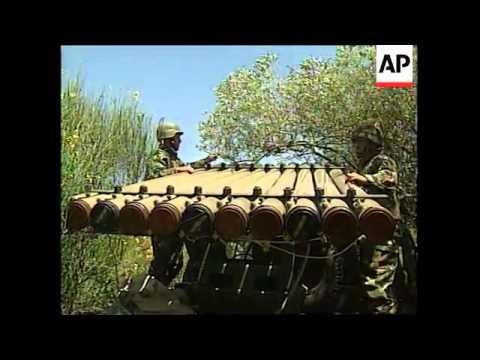 Hezbollah Frontline Tour In Southern Lebanon