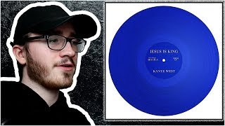 """Gambar cover Kanye West """"JESUS IS KING"""" - ALBUM REACTION/REVIEW"""