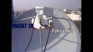 Ptv Sports on Paksat KU