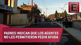 Dos jóvenes asesinados a manos de policías de Orizaba, Veracruz