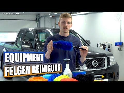 Product Guide: Felgen Reinigen | Dieses Equipment benutzen wir | AUTOLACKAFFEN