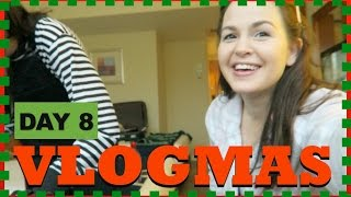 One Proud Wife! | DAY 8 | VLOGMAS 2016