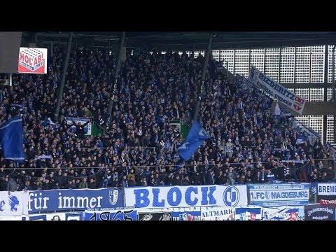 Bremen II Magdeburg WAHNSINN STIMMUNG! (Highlights/Kaum Kommentator)