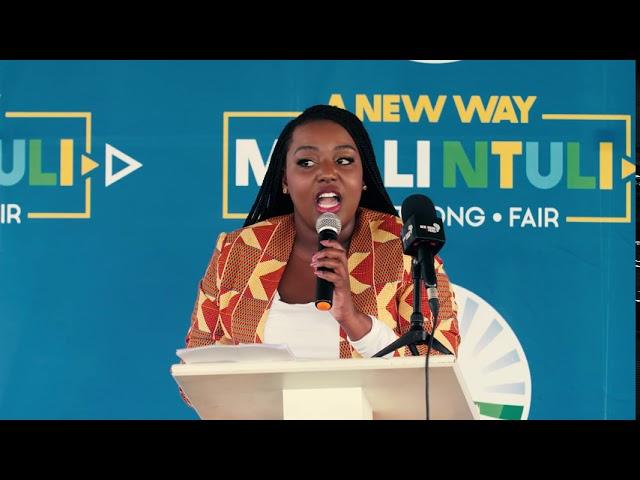 Mbali Ntuli - A New Way | Durban Rally Highlights