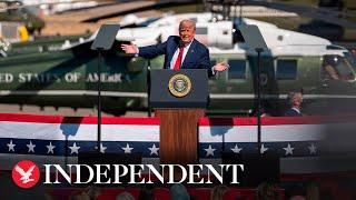 Highlights from Trump's Arizona rallies