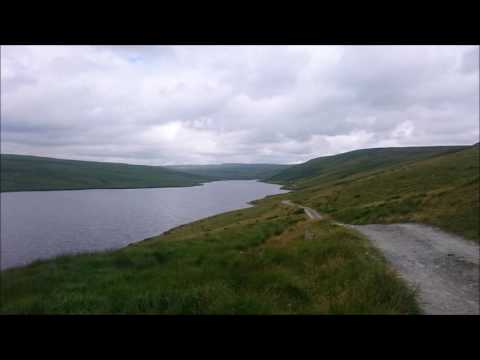 Trans Cambrian Way, Day 2, Rhayader to Llangurig 23/07/16
