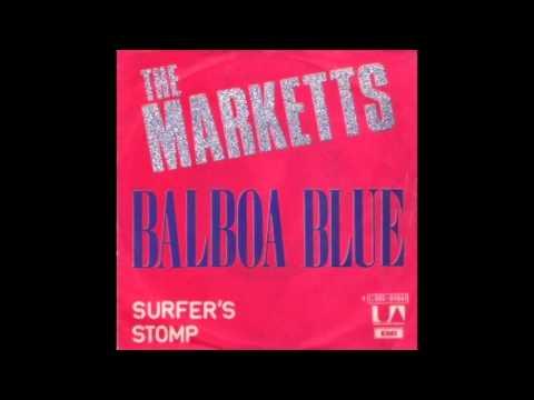 Balboa Blue - The Marketts (1962)  (HD Quality)