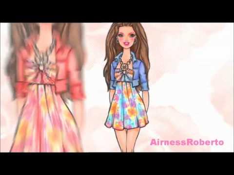 Life is a fairytale barbie et la magie de la mode youtube - Barbie magie de la mode ...
