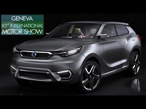 Ny konseptbil fra Korea