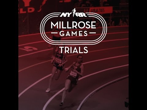 NYRR Millrose Trials