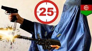 Мать убила 25 талибов в отместку за гибель своего сына