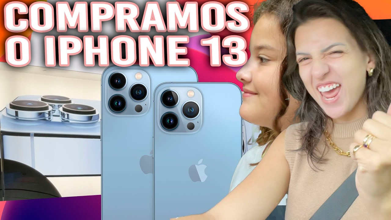 Download COMPRAMOS O IPHONE 13 PRO MAX
