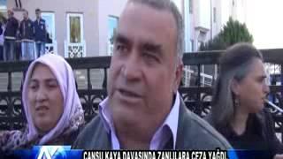 AYTV AYDIN Cansu Kaya davasında zanlılara ceza yağdı