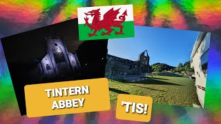 74.  August 2020 Bank Holiday Weekend pt 1. Tintern Abbey to Tredegar House Camp Site