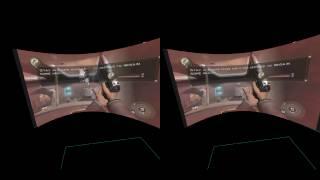 Red Steel Nintendo Wii + HTC Vive VR wiimote nunchuck and Wii Jog  locomotion control