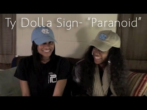 Ty Dolla Sign's Paranoid Cover
