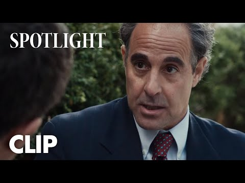 Spotlight trailer