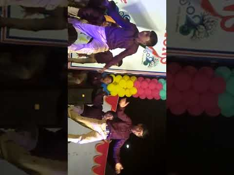 Chinnu's dance on annual day