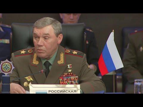 Военное сотрудничество России и Армении обсудили в Москве главы Генштабов Вооруженных сил двух стран